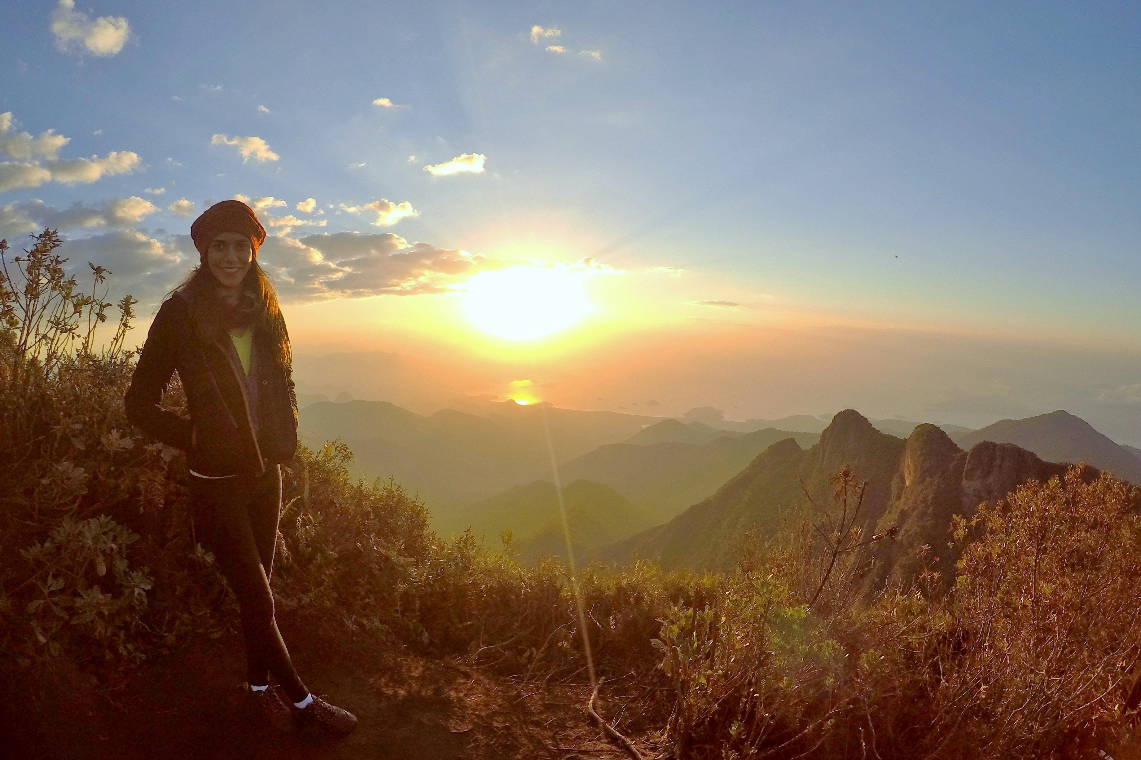 Pedra da Macela: o melhor lugar para ver o sol nascer em Cunha