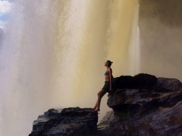 Cachoeiras do Parque Nacional da Chapada das Mesas