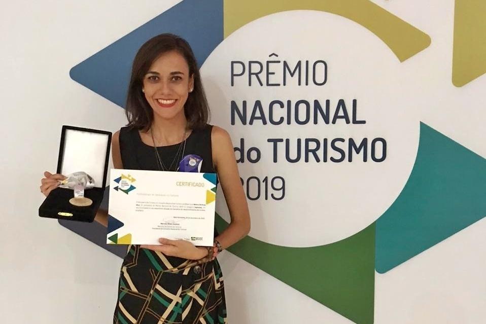 Saiba sobre o Prêmio Nacional de Turismo