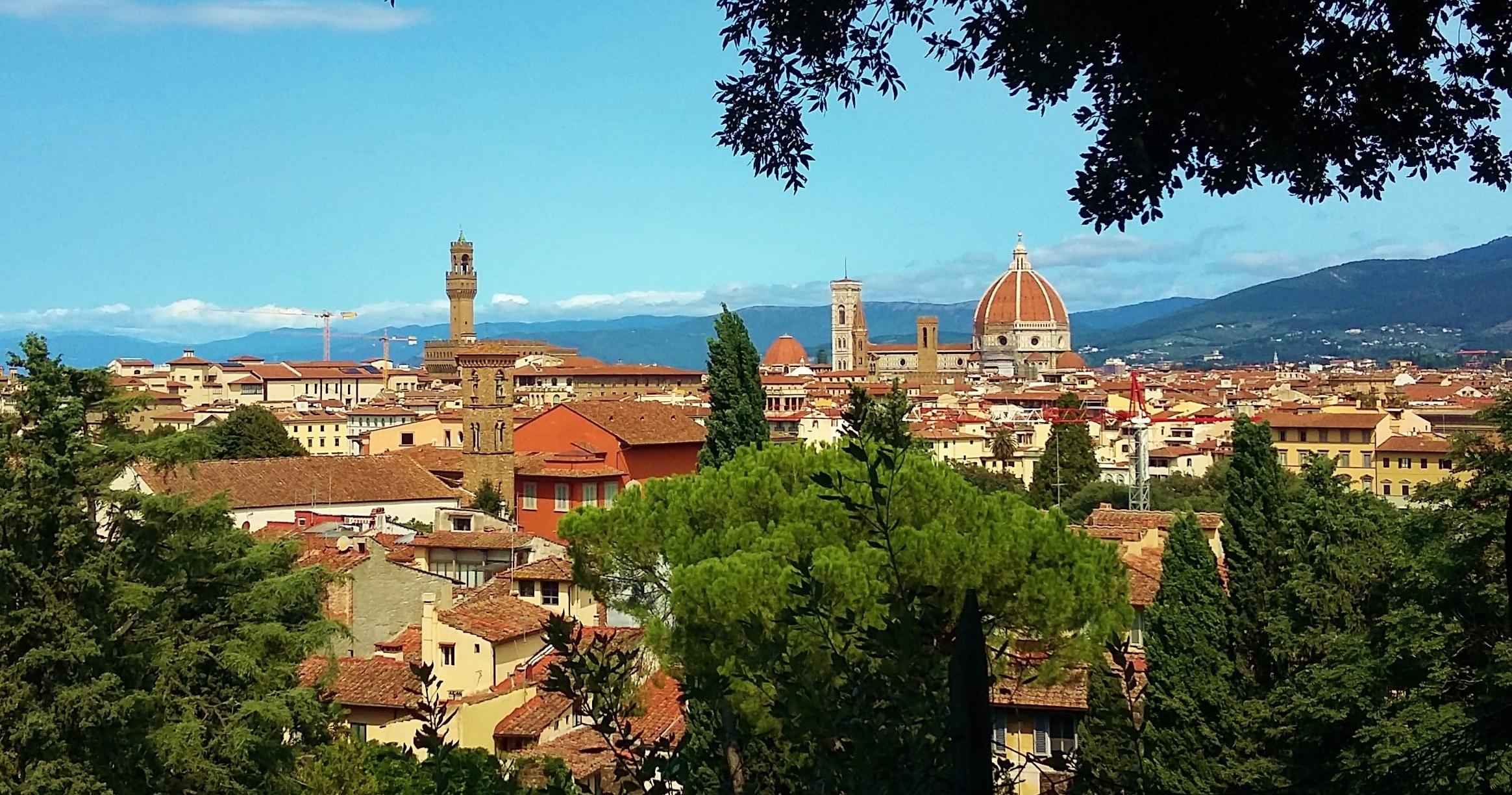 Diario de Viagem: Florença sem roteiros
