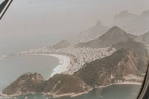 Avião Rio de Janeiro